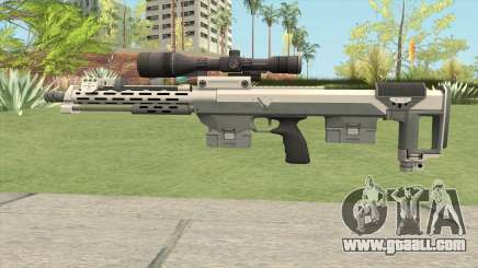 Advanced Sniper (DSR-1) GTA IV EFLC for GTA San Andreas