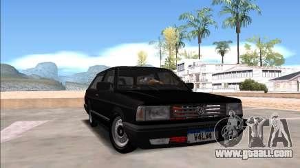 Volkswagen Parati 1989 Para CarroVlog for GTA San Andreas