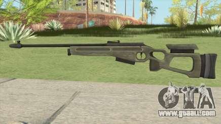 Battlefield 3 SV-98 V1 for GTA San Andreas