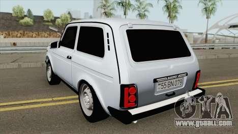 VAZ Niva (Aze Style) for GTA San Andreas