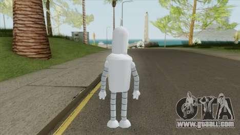 Bender (Futurama) for GTA San Andreas