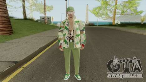 Skin Random 235 (Outfit Casino And Resort) for GTA San Andreas