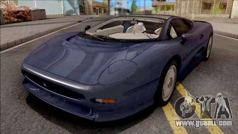 Jaguar XJ220 1992 for GTA San Andreas