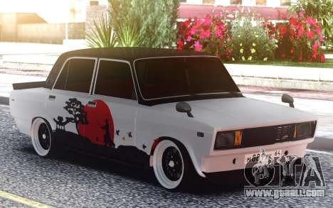VAZ 2105 Drift for GTA San Andreas