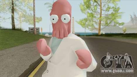 Doctor Zoidberg (Futurama) for GTA San Andreas
