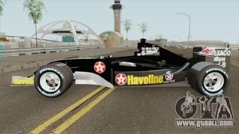 Indy Car (Havoline Racing) for GTA San Andreas