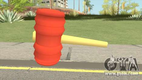 Isabelle Pico Pico (Super Smash Bros Ultimate) for GTA San Andreas