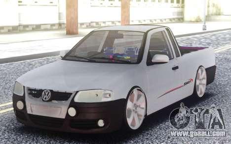 Volkswagen Saveiro G4 for GTA San Andreas