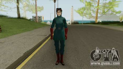 Doctor Poison: Master Of The Toxic V1 for GTA San Andreas