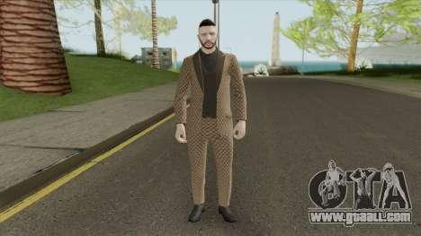 Skin V1 (Diamond Casino And Resort) for GTA San Andreas