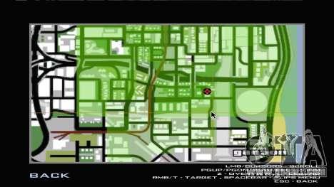 New CJ House (GTA Online Style) for GTA San Andreas