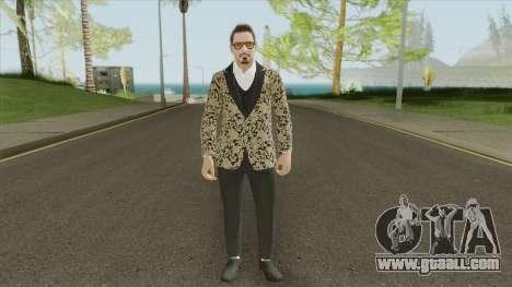 Skin Random 237 (Outfit Casino And Resort) for GTA San Andreas