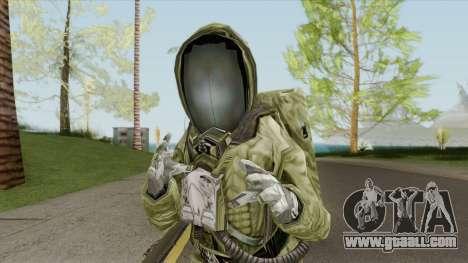 Ecologist V1 (STALKER: Shadow Of Chernobyl) for GTA San Andreas
