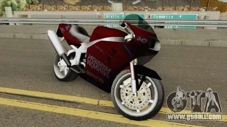 FCR-900 Ducati MotoGP for GTA San Andreas