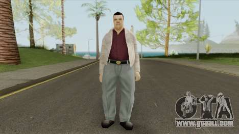 Forelli Crime Family Skin V1 for GTA San Andreas
