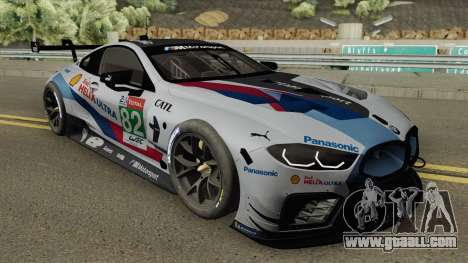 BMW M8 GTE 2018 for GTA San Andreas