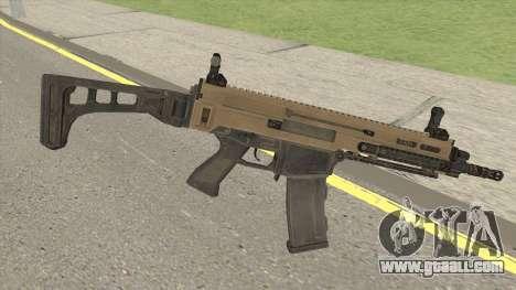 CZ-805 Assault Rifle for GTA San Andreas