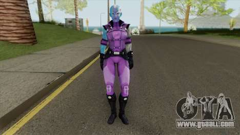 Nebula (Marvel Ultimate Alliance 3) for GTA San Andreas
