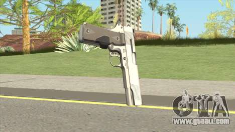 Smith And Wesson 45 ACP for GTA San Andreas