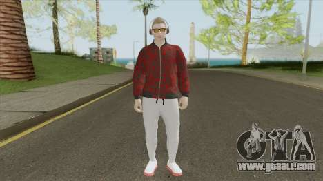 Skin Random 231 (Outfit Casino And Resort) for GTA San Andreas
