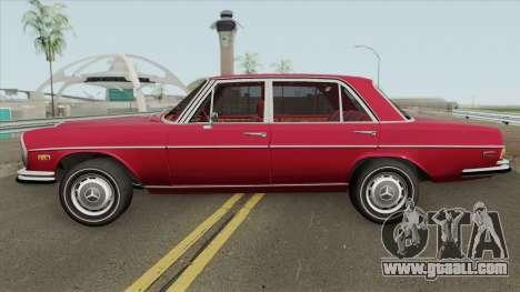 Mercedes-Benz W109 300 SEL Elegance 1967 V1 for GTA San Andreas