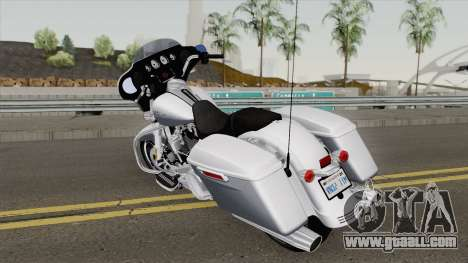 Harley-Davidson FLHXS - Street Glide Special 2 for GTA San Andreas