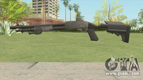 Shotgun (Carbon) for GTA San Andreas