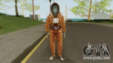 Ecologist V2 (STALKER: Shadow Of Chernobyl) for GTA San Andreas