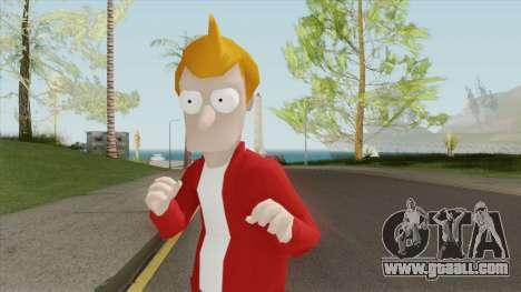 Fry (Futurama) for GTA San Andreas