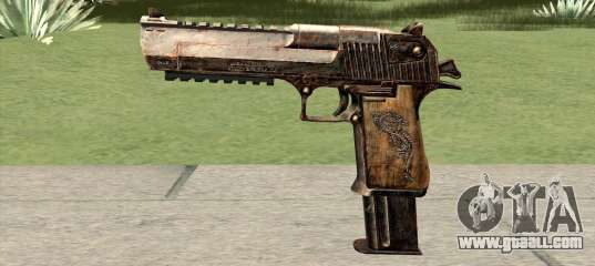 50AE Extra Mag Sharp For GTA San Andreas