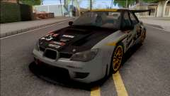 Subaru Impreza WRX STI 2006 Time Attack for GTA San Andreas
