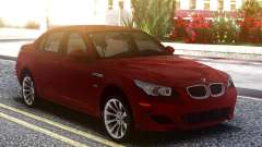 BMW M5 E60 Cherry for GTA San Andreas