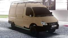 GAZ 2217 for GTA San Andreas