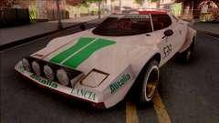 Lancia Stratos Transformers G1 Wheeljack for GTA San Andreas