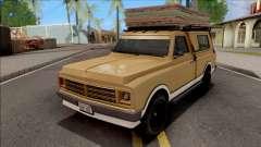 GTA V Declasse Yosemite VehFuncs Style for GTA San Andreas