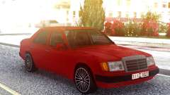 Mercedes-Benz E-class W124 250D for GTA San Andreas