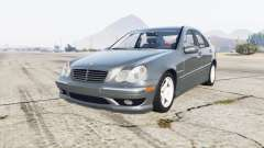 Mercedes-Benz C 32 AMG (W203) 2001 for GTA 5