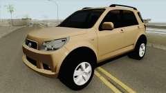 Daihatsu Terios 2009 for GTA San Andreas
