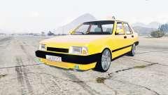 Tofas Dogan Turkish Taxi for GTA 5