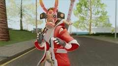 Oni Samurai (Creative Destruction) for GTA San Andreas