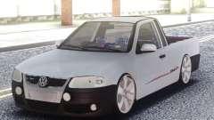 Volkswagen Saveiro G4 Pickup for GTA San Andreas