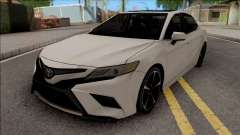 Toyota Camry XSE 2019 Lowpoly for GTA San Andreas