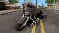 Harley-Davidson FLHXS Street Glide Special HQLM for GTA San Andreas