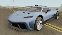 Benefactor Krieger GTA V (Stock) IVF for GTA San Andreas