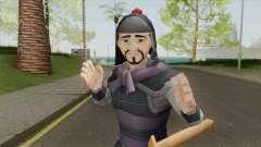 Soldier V1 (Mulan) for GTA San Andreas