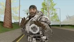 Marcus Fenix Armored for GTA San Andreas
