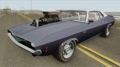 Bravado Gauntlet Classic GTA V Custom Bonnet for GTA San Andreas