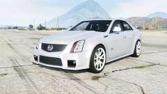 Cadillac CƬS-V 2009 for GTA 5