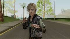 Violet From TWD: The Final Season for GTA San Andreas
