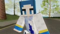 Kaito (Minecraft) for GTA San Andreas
